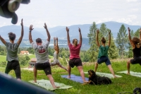 Bike & Yoga am Faaker See [5/22]